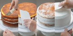 Covering a cake in fondant isn't as hard as you think. Learn how with Cakes.com.