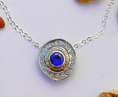 U-Boutique Shops | Silver, gold, Blue Spinell| Hedva Elany