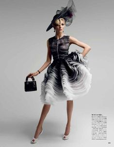 Dior Couture - Vogue Japan May 2012