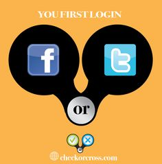 You first Login ? -  Visit www.checkorcross.com , See how many have the same answer as yours