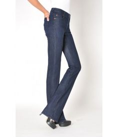 Fidelity Lily High Rise Bootcut - Hampton - The Blues Jean Bar, the Best Place to Buy Jeans!