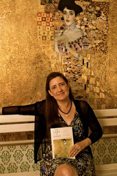 The Lady in Gold, The Extraordinary Tale of Gustav Klimt's Masterpiece, Portrait of Adele Bloch-Bauer; Anne-Marie O'Connor's untold story of Austria's most famous painter and his portrait models.