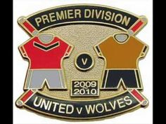 Man United MUFC Man U Home Match Pin Badge 2009~10 | Totally United Sir ...