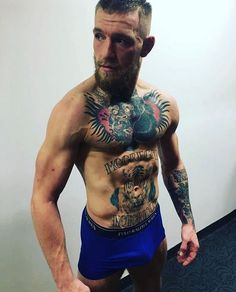 Conor McGregor the King