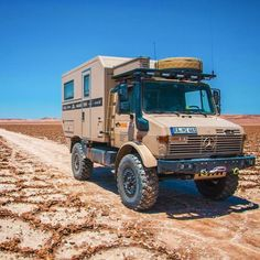 Not gonna lie, but this Editor has a pretty healthy obsession about big rig trucking in a Unimog across the middle of nowhere someday.  Any other Unimog fans in the tribe? motusworld.com #motus #motusworld #motustribe #unimog #mog #offroadnation #orn #offroad #overland #expo #adventuremobile #adventurerig #camping #explore #adventurer #motusthatshit #motuslife