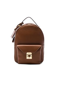 MARK CROSS Pebble Baby Backpack. #markcross #bags #leather #lining #backpacks #
