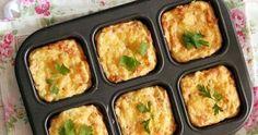 Como hacer Pastel de papa con queso al horno, muy faciles y ricos. Receta de Pastel de papa con queso al horno. Mini Pastel de papa con queso al horno, caseros, faciles y muy sabrosos.