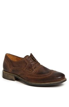 Steve Madden 'Chapman' Wingtip available at #Nordstrom