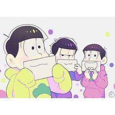 Jyushimatsu,Ichimatsu & Todomatsu