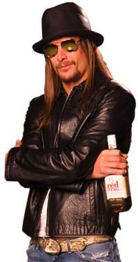 Kid Rock and Bourbon My Rock, Rock And Roll, Kid Rock Picture, White Zombie, Music Tv, Music Stuff, Beautiful Blue Eyes, Jim Beam, Heavy Metal Bands