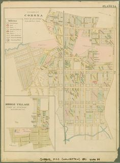 Atlas of Queens Co., Long Island, New York [1891]