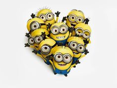 Loveable minions. <3