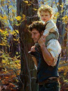 olya lya ha compartido    Daniel Gerhartz (Pintor)