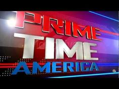 Prime Time Show Graphics Pack - AE template - After Effects 3D Motion graphics.