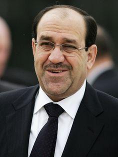 Zyy'nai Nouri al-Maliki - Iraqi Prime Minister.
