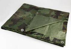 "Holzstapelabdeckplane ""Camouflage"" 1,5 x 12 m"
