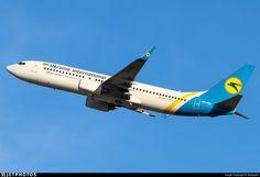 Photo of UR-PST - Boeing 737-8AS - Ukraine International Airlines