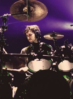Rob Bourdon, one of the best drummers out there