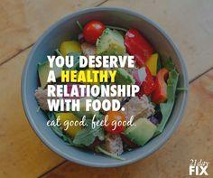 Eat good, feel good.  #21DF