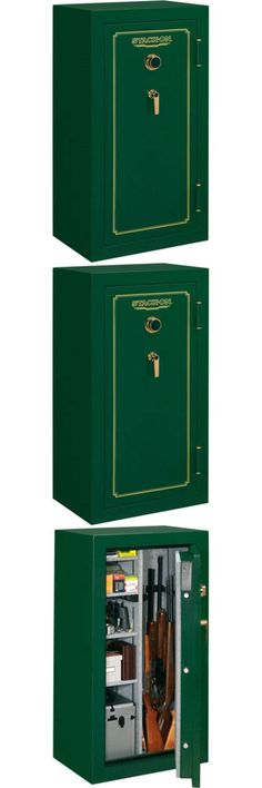 Cabinets and Safes 177877: Stack-On 24 Gun Fire Resistant Security Safe With Combination Lock -> BUY IT NOW ONLY: $642.58 on eBay!