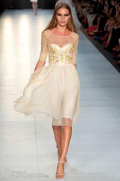 Alex Perry A/W '12 Chic evening dress- prom-wedding engagement- abiye -gece elbiseleri-soz-nisan -dugun-