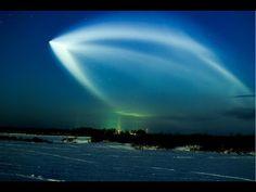 Εντυπωσιακό Ufo πάνω από τη Ρωσία