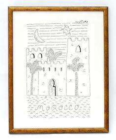 Morocco - Wayne Pate - $200.00 - domino.com