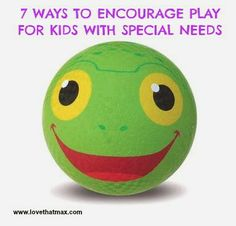 7 easy ways to encourage play for kids with special needs: great ideas from an occupational therapist