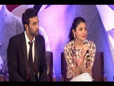 "Ranbir Kapoor and Anushka Sharma's view on ""Mohobat Hai Bhuri Bimari"". See the video at : https://youtu.be/tt9ApQCkymY #ranbirkapoor #anushkasharma #bombayvelvet"