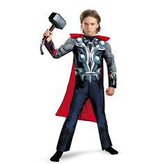 Thor Classic Costumes