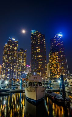 ✿ ❤ South Korea / Boat with Marine City, Busanby Adrian Ooi