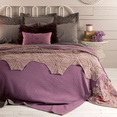 Doki Bedspread and Pillow Cover - Bedspreads - Bedroom - United States of America