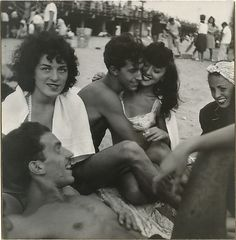 Sid Grossman - Coney Island, 1947