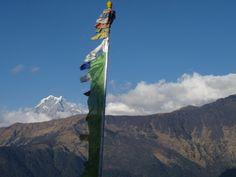 Blick von Ghorepano auf die 8000er der Umgebung (c) Peter Belina