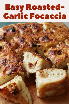Only a few minutes to soft, chewy focaccia! Sharing is optional.