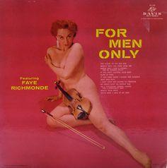 For Men Only — Faye Richmonde