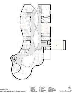 MoDus Architects · Preschool, Kindergarten and Family Center · Divisare