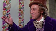 Fruit Wall Paper- Willy Wonka and the Chocolate Factory