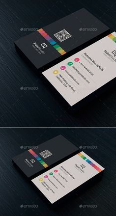 Business Card Vol. 35 - Creative Business Card Template PSD. Download here: http://graphicriver.net/item/business-card-vol-35/11871526?s_rank=1791&ref=yinkira