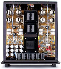Audio Research Ref 150 stereo amplifier
