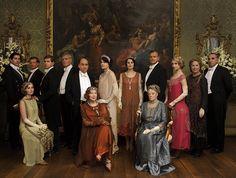 #DowntonAbbey é renovada para sexta temporada