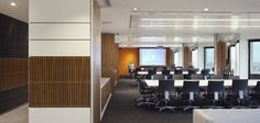 4 King Wood Mallesons Boardroom Open 700x334 King & Wood Mallesons Flexible Brisbane Offices