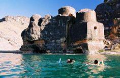 Egil Castle and Graves of Assyrian Kings Diyarbakır Turkey