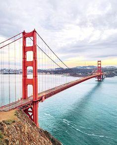 Golden Gate Bridge, San Francisco, California [US]