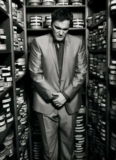 Quentin Tarantino. °