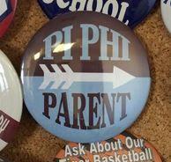 Pi Beta Phi parent pin! #piphi #pibetaphi