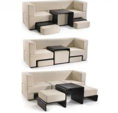 Los 8 mejores muebles multifuncionales para un hogar pequeño Multifunctional Furniture, Eco Furniture, Flexible Furniture, Plywood Furniture, Quality Furniture, Space Saving Furniture, Garden Furniture, Office Furniture, Furniture Design