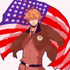 America by かや - Hetalia