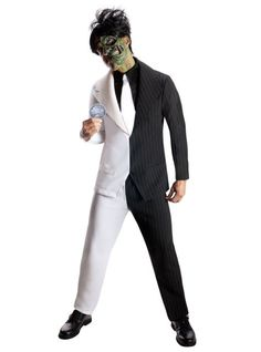 Adult Two-Face Costume - Batman - Party City