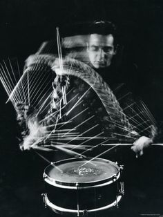 Gene Krupa...One of the best drummers ever!